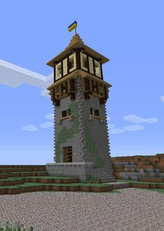 minecraft medieval buildings - Google Search