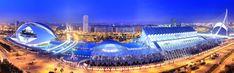 ciudad de las artes y las ciencias valencia panoramica - Buscar con Google