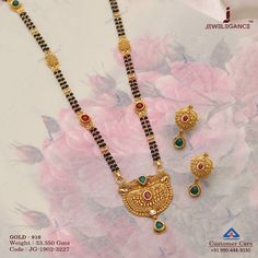 Get In Touch With us on Fancy Jewellery, Gold Jewellery Design, Latest Jewellery, Beaded Jewelry, Gold Jewelry, India Jewelry, Mangalsutra Bracelet, Gold Mangalsutra Designs, Bridal Necklace