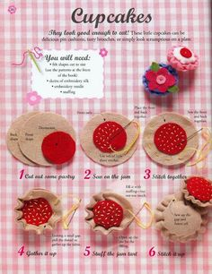 Living A Doll's Life : How To Make CuPCaKeS Here are the step by step directions