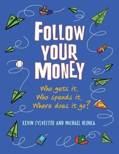 Managing money is one of those subjects children just don't learn in school, yet it's one of the most important life skills. Learning about money at a young age New Books, Books To Read, Math Literature, Where Did It Go, Books For Tweens, Follow You, What Happened To You, Science For Kids, Life Skills