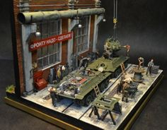 Tank factory - Ural 1/35 Scale