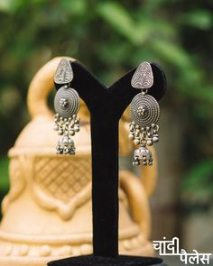 7 Silver Necklace Earring Set Product chandi palace from Ahmedabad Ahmedabad, Earring Set, Palace, Silver, Stuff To Buy, Palaces, Castles, Money