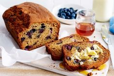 Use up leftover bananas with this delicious fruity loaf.