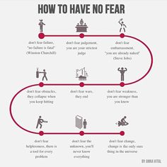 What's on the other side of fear? Nothing. - @iamjamiefoxx /// via @annavitals