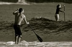 Why Stand-Up Paddleboarding is Actually a Killer Workout