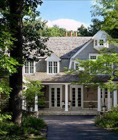 Home Exterior. Shingle Home Exterior Ideas. #HomeExteriorIdeas #ShingleExterior #Shingle   Michael Abraham Architecture <Home Exterior>
