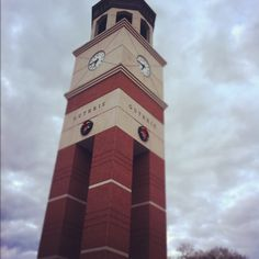 Guthrie bell tower #WKU