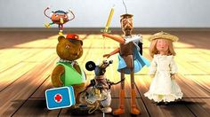 toys in the attic -  Yahoo Video Search Results