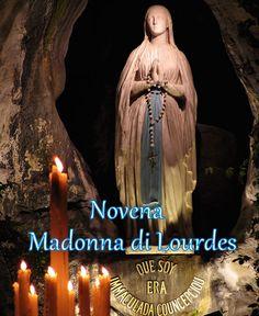 Novena alla Madonna di Lourdes (3 - 11 febbraio)