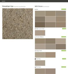 Valspar Countertop Paint : Granite Countertops. Countertops. MSI Stone. Behr. Ralph Lauren Paint ...