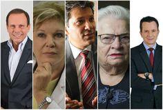 Catraca Livre vai entrevistar os candidatos à prefeitura de SP