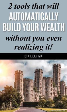 Are you happy with your current financial situation? If not here are two amazing apps that will automatically build your wealth and help you improve your finances without you even realizing it. Click here to learn more.
