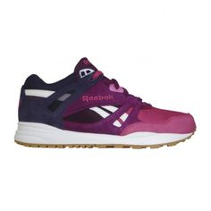 7a81a9ebef5fe Reebok Ventilator Womens Running Shoe M41784 Berry-Magenta-Purple