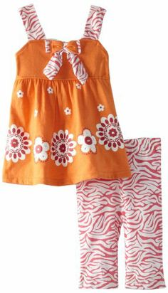 Carter's Watch the Wear Baby-Girls Infant 2 Piece Flower Tunic With Zebra Leggings, Nectarine, 24 Months Carter's Watch the Wear,http://www.amazon.com/dp/B00AK9LBOK/ref=cm_sw_r_pi_dp_owuRsb1P92GVCYYE
