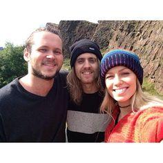 Jake Hardy, Cam Adler, Jenna McDougall