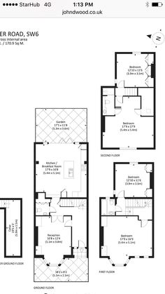 Floor Plans, Flooring, How To Plan, House Styles, Wood Flooring, Floor Plan Drawing, Floor, House Floor Plans