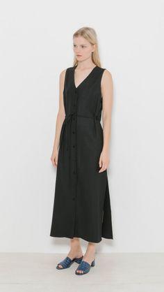 2054dcb2eb10 Ozma Sunrise Dress in Black