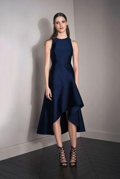 Coast Autumn Winter Lookbook 2016 | Cara Satin Midi Dress