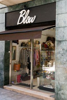 tienda vintage de parada obligatoria en Barcelona