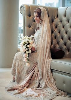 Just gorgeous! I think girls of any culture could use this on for their wedding day wear or inspiration for