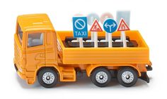 Road maintenance truck - TRANSPORT / LOAD-UP - SIKU SUPER