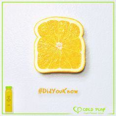 #DidYouKnow Orange juice can be a healthy addition for breakfast, this is one drink which is adequately saccharine and does harmonize many morning meal choices. #Orange #Healthy #ColdPlayJuices #Fresh #LetsColdPlay #Fresh #Mumbai #Mornings #Thursday