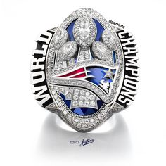 Patriots receive Super Bowl Rings; 6-9-17
