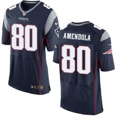 Falcons Matt Ryan jersey Nike Patriots  80 Danny Amendola Navy Blue Team  Color Men s Stitched b13367c14