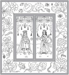 The Embroiderer's Story: Stumpwork