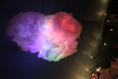 Picture of IR Remote Controlled Color Changing Cloud (Arduino) - Link to updated version in comments