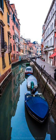 Learn why Venice, Italy is still not overrated as a travel destination. Travel to this famous city during the off season and experience the canals nearly empty for the perfect opportunity to ride a gondola. Enjoy the restaurants and food among the thinned crowds and take in authentic Italian culture. | Geotraveler's Niche Travel Blog #Venice #Italy