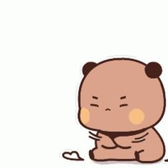 Funny Cartoon Gifs, Cute Cartoon Pictures, Cute Love Pictures, Cute Cartoon Wallpapers, Cute Images, Cute Kiss, Cute Love Gif, Cute Cat Gif, Cute Bunny Cartoon
