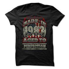 Made In 1983 T Shirts, Hoodies, Sweatshirts