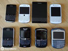 BlackBerry Passport vs. Keyboard BlackBerrys