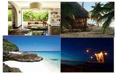 Un palais en Inde, une cabane sur pilotis aux Maldives, une villa dans la jungle thaïlandaise, un campement à la belle étoile au Mozambique... voici dix spots romantiques autour