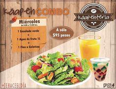 Comienza el día ligero y delicioso con nuestro #KáapehCOMBO #Desayuno de hoy... les esperamos buen día!  SERVICIO A DOMICILIO AL (983) 162 1240  #Promociones #KáapehCOMBO #Desayuno #Káapehtería #TeHaceElDía #Káapehtear #ConsumeLocal #Cafetería #Café #Alimentos #Postres #Pasteles #Panes #Cancún #Chetumal #México