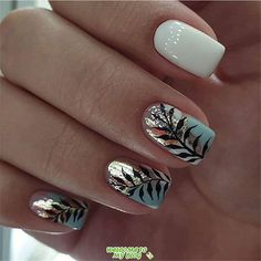 There must be your favorite nail ideas in 140 classic nail designs. - Page 10 of 139 - Inspiration Diary Elegant Nail Designs, Creative Nail Designs, Elegant Nails, Stylish Nails, Creative Nails, Trendy Nails, Cute Nails, Nail Art Designs, Nails Design