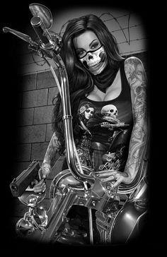 Body Art Tattoos, Girl Tattoos, La Muerte Tattoo, Tatoo Tree, Arte Lowrider, Aztecas Art, Prison Art, Brown Pride, Gangster Girl