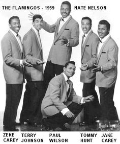 The Heartbeats Were A 1950s Doo Wop Group Best Known For