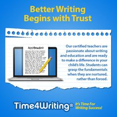 writing degree online