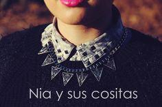 """Nia y sus cositas: DR MARTENS """"Fake"""" collar"""