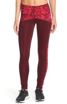 Women's adidas 'Perfomer – Poison Ivy' Print Leggings,