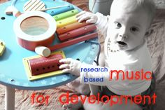 Music for Language and Math Development in Children - ALLterNATIVElearning
