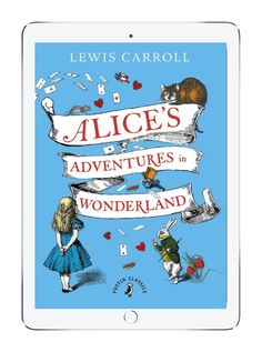 Our favorite childhood books on Epic!: Alice's Adventures in Wonderland by Lewis Carroll