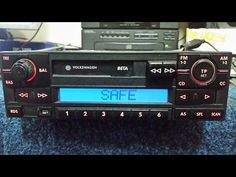 "VOLKSWAGEN BETA BLAUPUNKT VWZ1Z2 RADIO code unlock ""original code"" - YouTube Radio Code, Volkswagen, 3 D, Coding, The Originals, Youtube, Youtubers, Programming, Youtube Movies"
