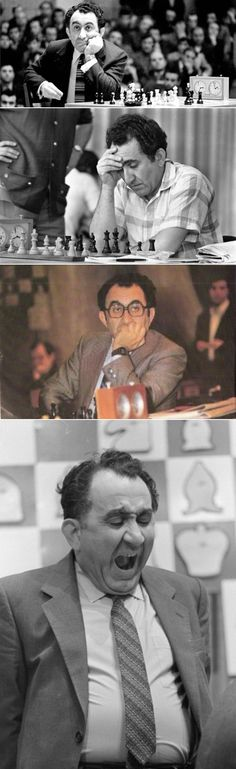 Tigran Petrosian. World chess champion (1963–1969).