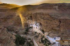 St George Monastery Israel
