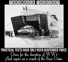 It's #ThrowbackThursday, here's some #history for all our #ADIs.