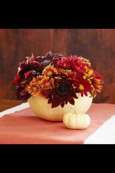 Осенняя композиция